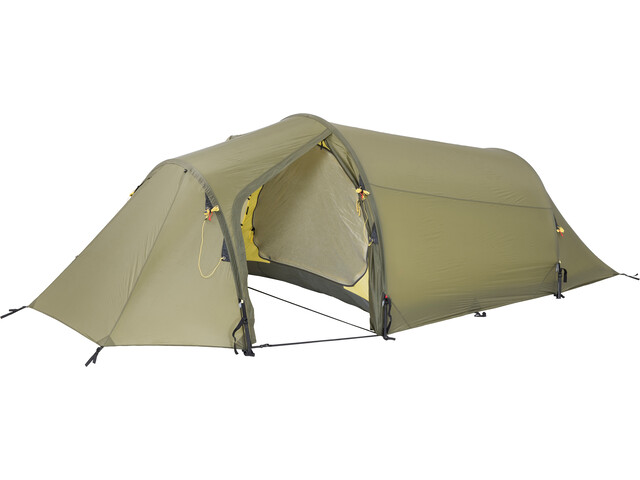 Helsport Lofoten Pro 3 Camp Tent green